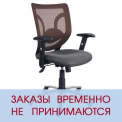 Кресло с сетчатой спинкой Бриз